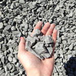 3/4 Inch Crushed Stone