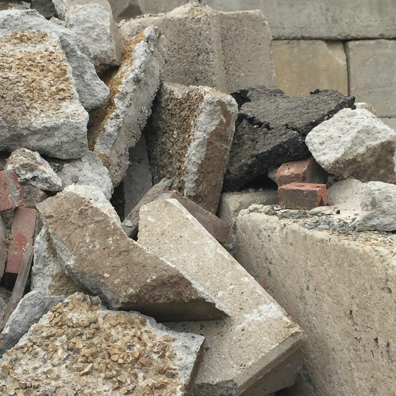 Concrete and Asphalt Dumping
