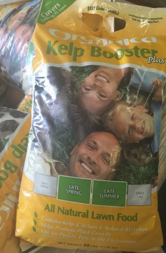 Organica Kelp Booster