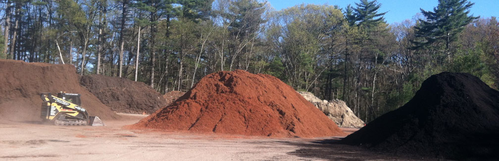 Wide Selection of Mulch in Stock